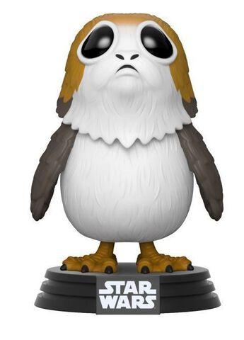Figurine Funko Pop! N°261 - Star Wars - Episode VIII Porg Triste