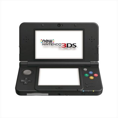 Nintendo New 3ds Noire - Occasion