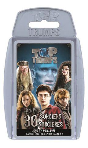 Jeu de bataille - Harry Potter
