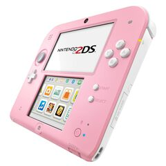 Nintendo 2ds Rose + Blanc - Occ