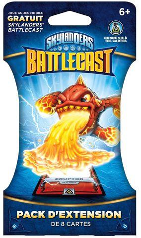 Figurine Skylanders Battlecast - Pack d'extension W1