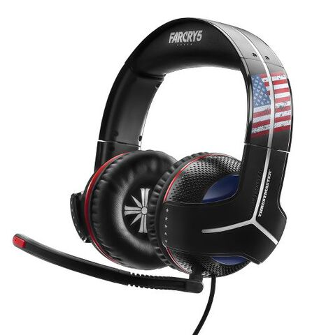 Casque Gaming Thrustmaster Y-300 CPX - Far Cry 5 Multiplateformes