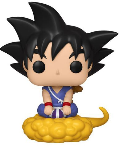 Figurine Funko Pop! N°517 - Dragon Ball Z - Goku Volant - Exclusivité Micromania-Zing
