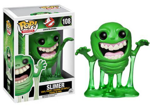Figurine Funko Pop! N°108 - Sos Fantomes - Slimer