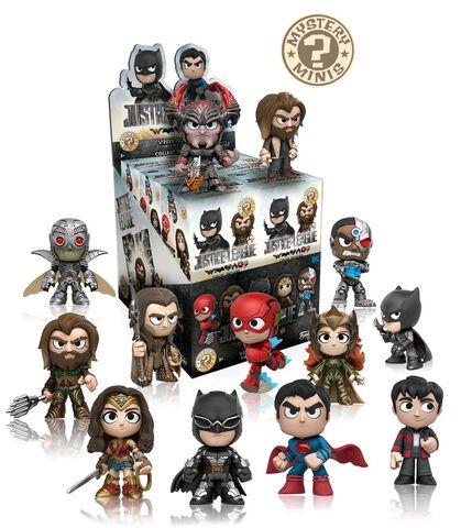 Figurine Mystère - Justice League