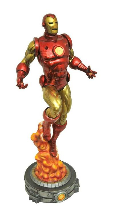 Statuette Diamond Select - Marvel Gallery - Iron Man 28 cm
