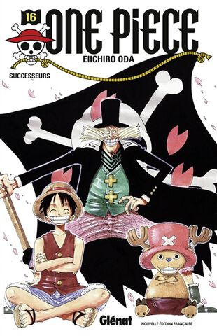 Manga - One Piece - Edition Originale Tome 16