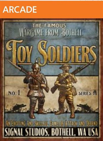 Toy Soldiers Digital Xbox 360 à Jouer sur Xbox One - Jeu complet - Version digitale