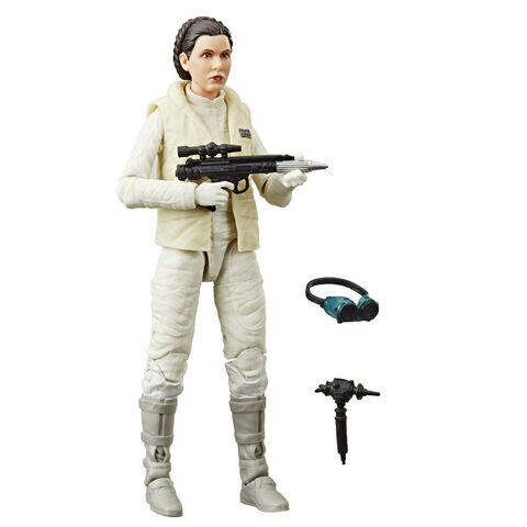 Figurine - Star Wars The Black Series - Princess Leia Organa (hoth)