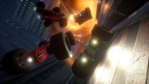 GRIP : Combat Racing