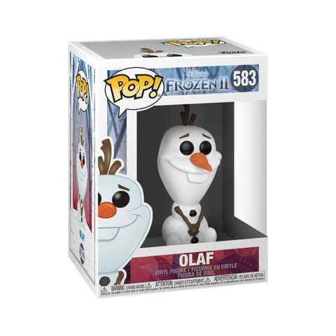 Figurine Funko Pop! N°583 - La Reine Des Neiges 2 - Olaf