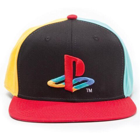 Casquette - PlayStation -  Original Logo Colors