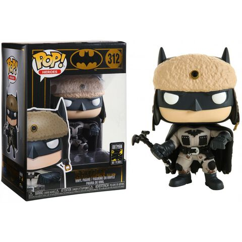 Figurine Funko Pop! - Batman 80th - Red Son Batman (2003)
