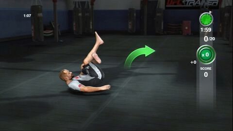 Ufc Personal Trainer : The Ultimate Fitness System (kinect)