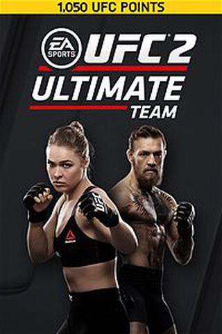 DLC - EA Sports UFC 2 - 1 050 points - Xbox One