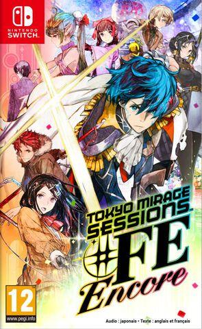 Tokyo Mirage Sessions #fe Encore - Dlc - Jeu Complet