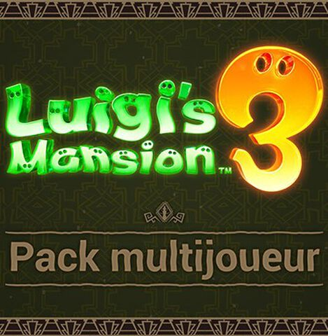 Luigi's Mansion 3 - Dlc - Pack Multijoueur
