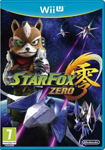 Star Fox Zero Première Edition