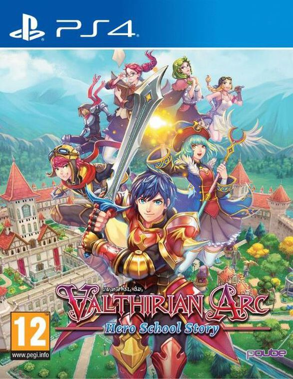 Valthirian Arc Hero School Story Exclusivité Micromania