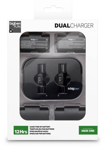 Dual Chargeur Pour Batteries De Manette Xbox One