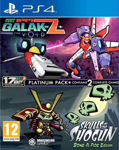 Galakz + Skulls Of Shogun