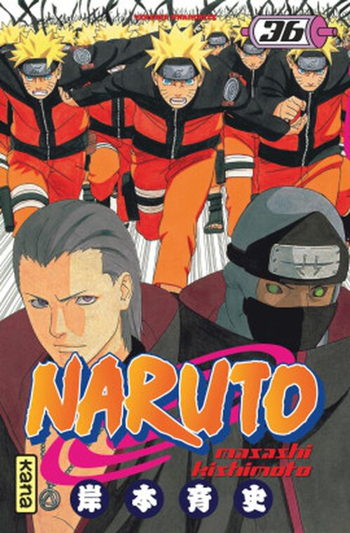 Manga - Naruto - Tome 36