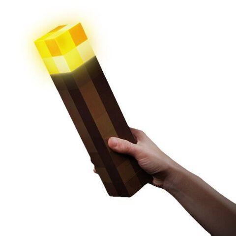 Replique - Minecraft - Torch