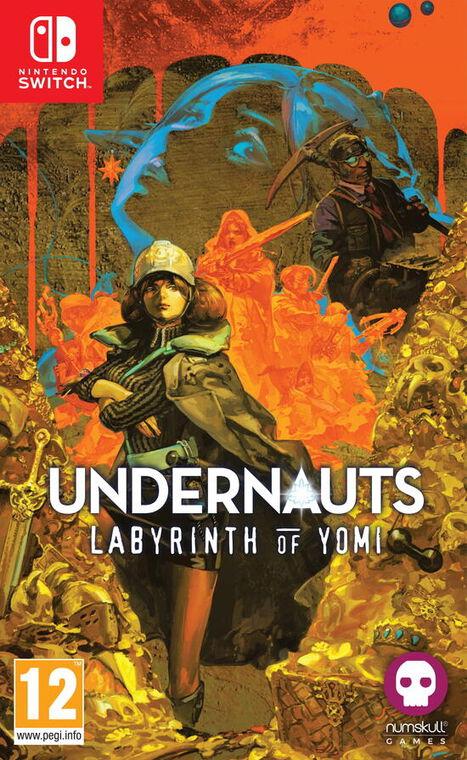 Undernauts Labyrinth Of Yomi