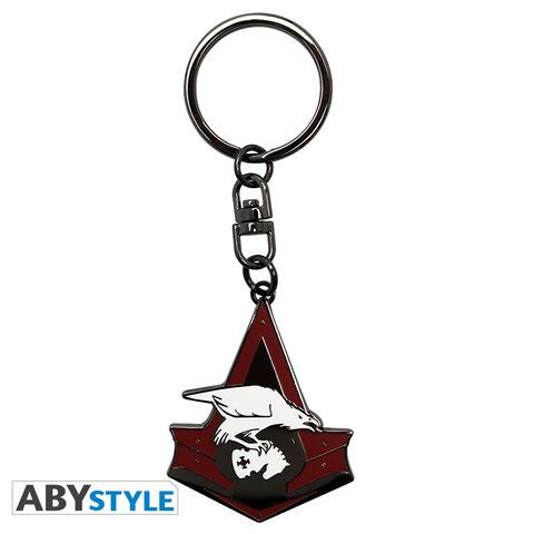 Porte-clés - Assassin's Creed - Syndicate-bird