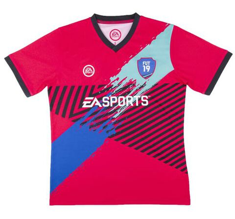 T-shirt - FIFA 19 - Maillot Away - Taille Junior - Exclusivité Micromania-Zing