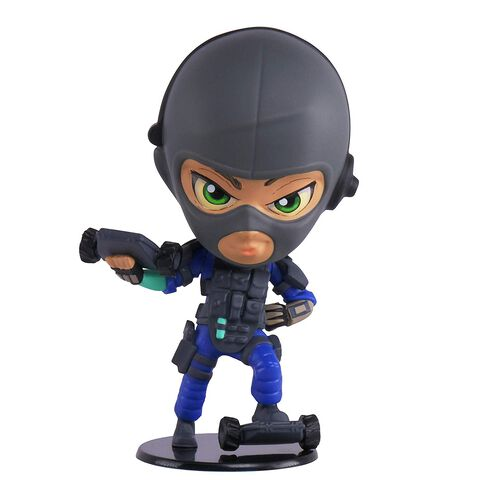 Figurine Chibi Six Collection - Rainbow 6 - Twitch