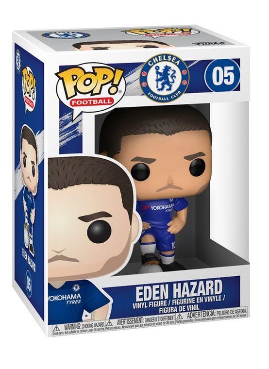 Figurine Funko Pop! N°05 - English Premier League - Chelsea Eden Hazard