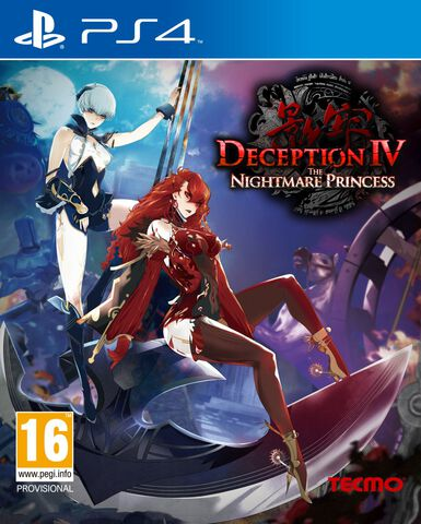 Deception IV : The Nightmare Princess
