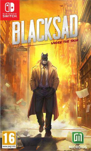 Blacksad Under The Skin Edition Limitée