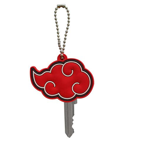Cache-clés - Naruto Shippuden - Akatsuki PVC