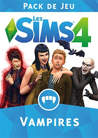 Les Sims 4 - DLC : Vampires - Version digitale