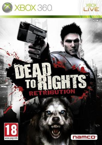 Dead To Rights, Retribution