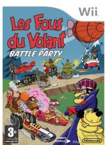 Les Fous Du Volant, Battle Party