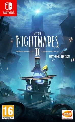 Little Nightmares II Dayone