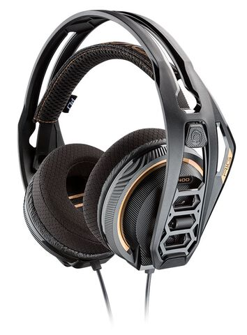 Casque Filaire Rig 400 Dolby Atmos Plantronics