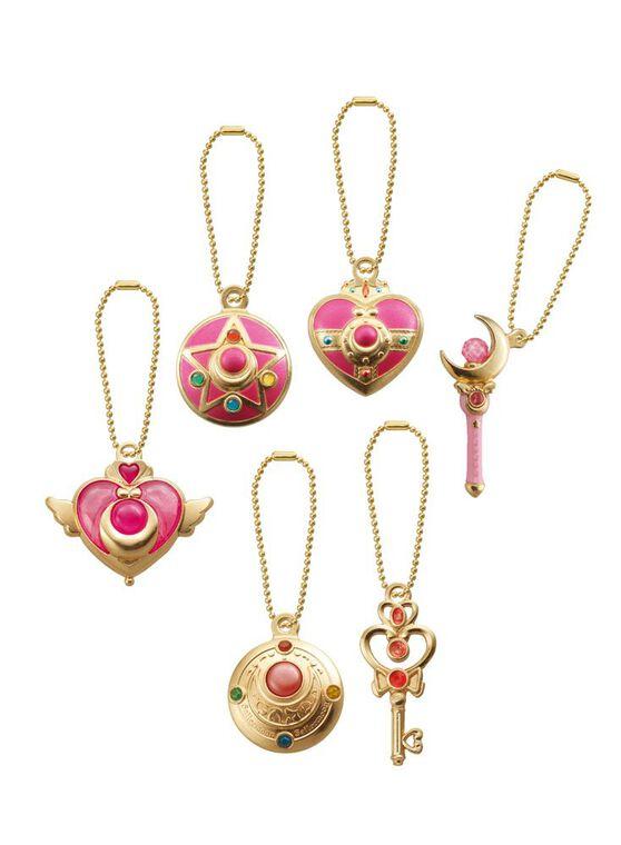 Pendentif - Sailor Moon - Pack de 6 en métal
