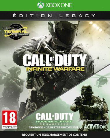 Call of Duty : Infinite Warfare Edition Legacy