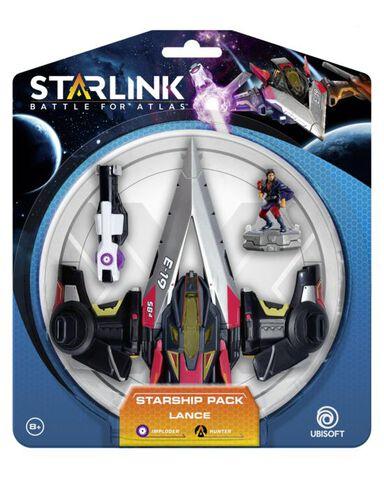 Figurine Starlink Pack Vaisseaux Lance Toys