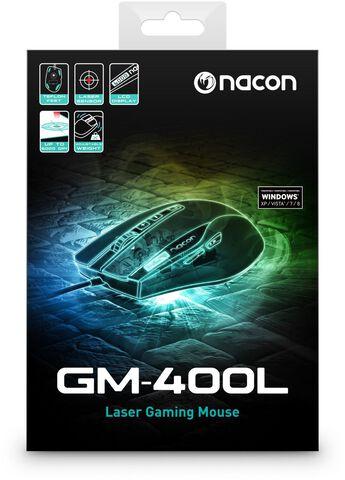 Souris Gaming Laser Nacon GM-400L