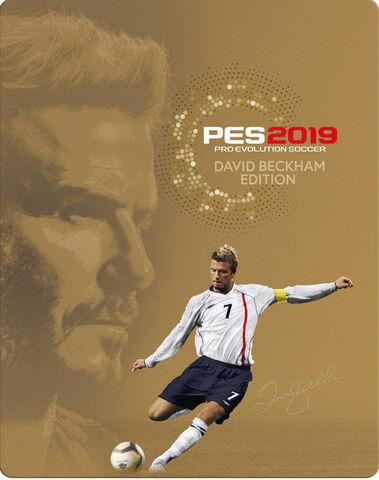 Pro Evolution Soccer 2019 Edition Beckham (exclusivite Micromania)