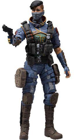 Statuette Mc Farlane - Call of Duty - Figurine Specialist II Incl. Dlc 18 cm