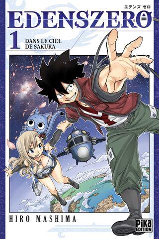 Manga - Edens Zero - Tome 01