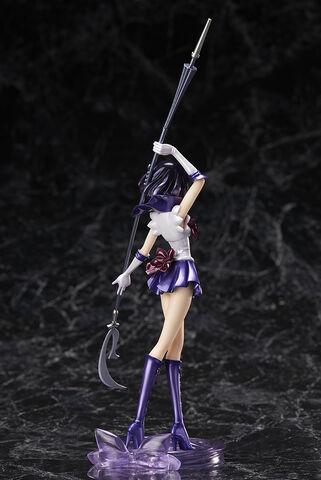 Figurine Figuarts Zero - Sailor Moon - Sailor Saturn Crystal