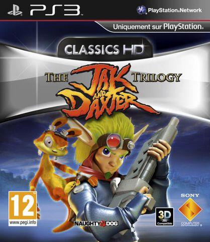 The Jak & Daxter Trigoly