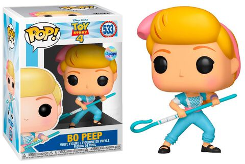 Figurine Funko Pop! N°533 - Toy Story - Bo Beep Excl